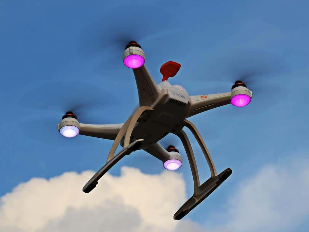 Drones are the next wave of economic development