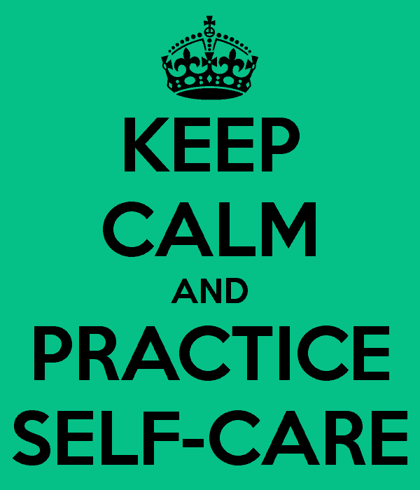 Using a few self care tips will help to reduce anxiety and stress.